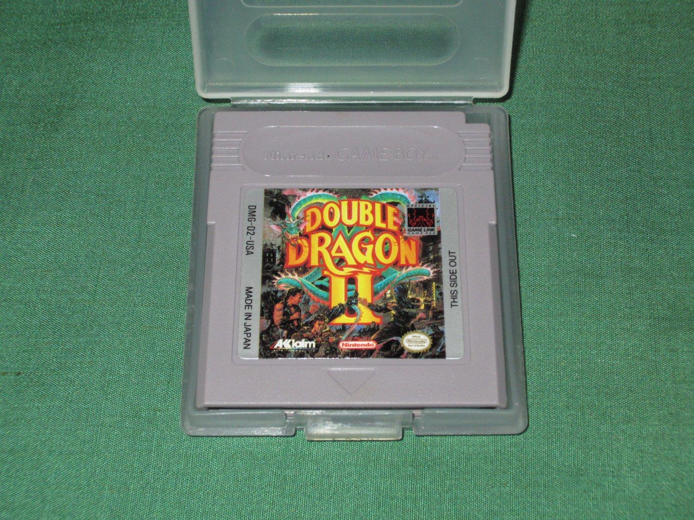 Double Dragon II (Game Boy)