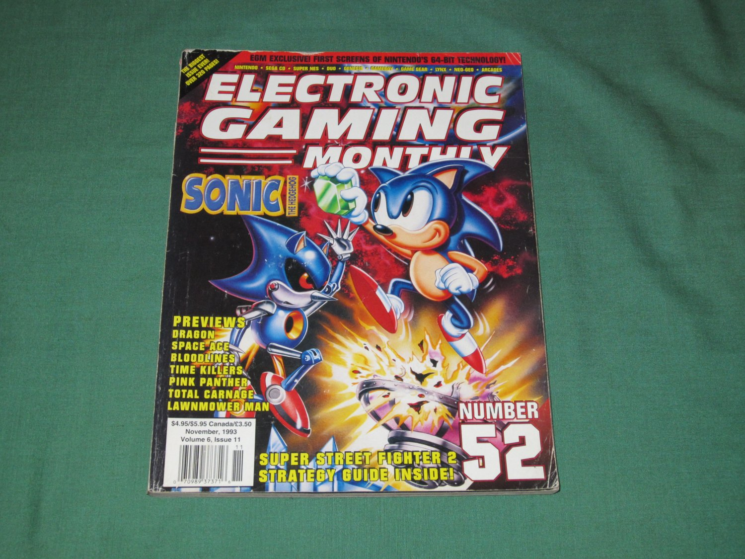 Electronic Gaming Monthly Issue 52