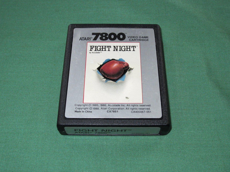 Fight Night (7800)