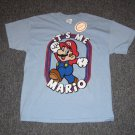 "Super Mario Bros ""It's Me, Mario!"" T-Shirt (YouthXL)"