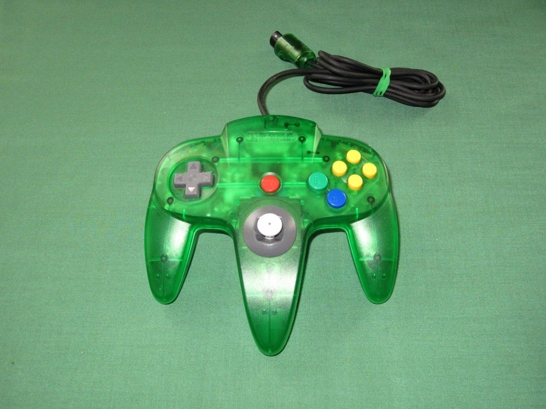 Nintendo 64 Controller - Jungle Green