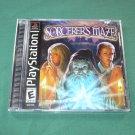 Sorcerer's Maze (Playstation)