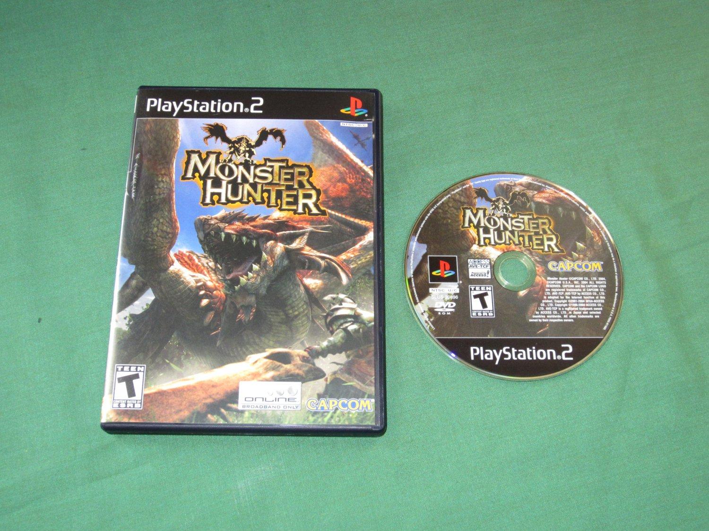 Monster Hunter (Playstation 2)