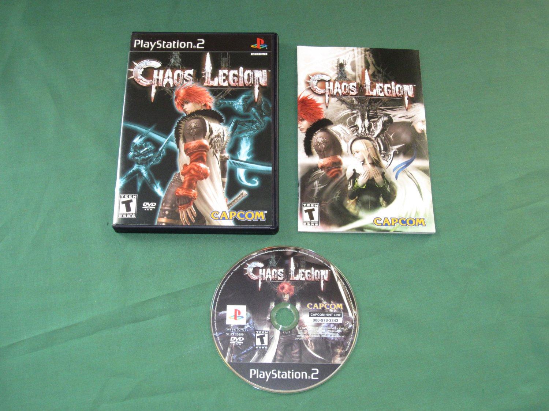 Chaos Legion (Playstation 2)
