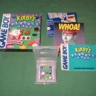 Kirby's Pinball Land (Game Boy)