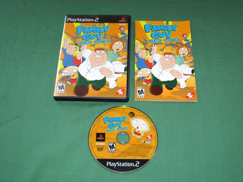 Family Guy (Playstation 2)