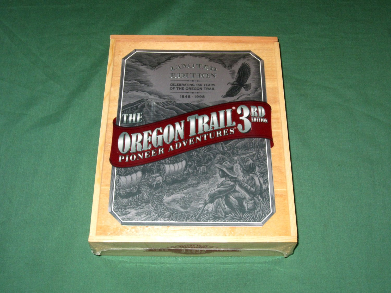 The Oregon Trail 3rd Edition Pioneer Adventures (PC)