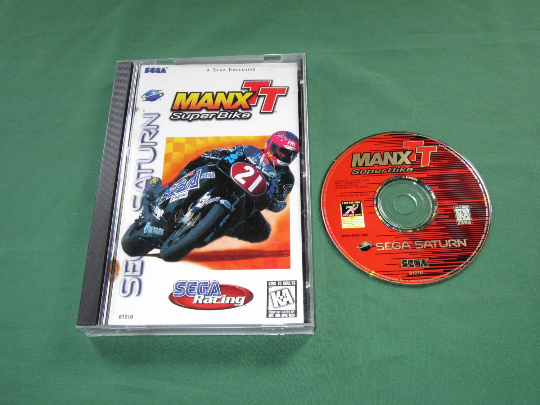 Manx TT Super Bike (Saturn)