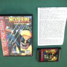 Wolverine Adamantium Rage (Genesis) *Rental Copy*