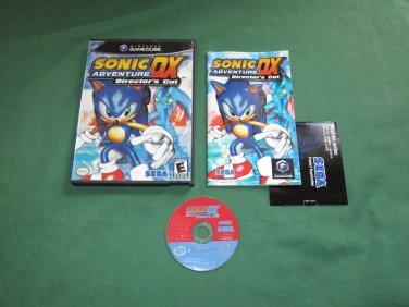 Sonic Adventure DX: Director's Cut (Nintendo Gamecube)