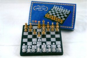 """5"""" Magnetic Chess Set"""