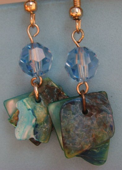 Oceanfrost Collection: Aqua crystal
