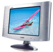 "Coby 20"" Flat Screen TFT LCD TV"