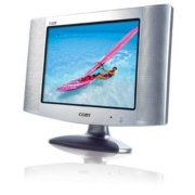 """Coby 15"""" Flat Screen TFT LCD Panel TV"""