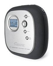 MEMOREX Personal CD Player, MP3,WMA, PLL Tuner, ID3Tag, 4 Line Display