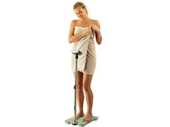 HEALTH CARE Pro Waist-High Digital Scale