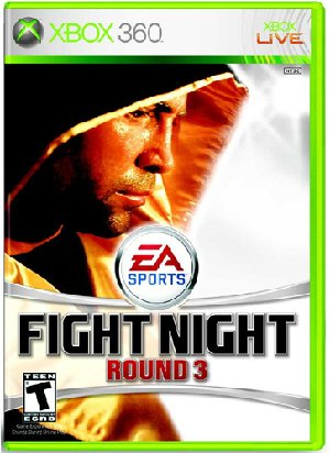 ELECTRONIC ARTS Fight Night Round 3 - Xbox 360