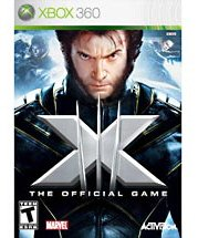 X-Men: The Official Game Xbox 360