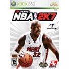NBA 2K7 Xbox 360