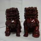 set of 2 Fabulous Hong Tze Collection-Beijing Foo Dogs SM