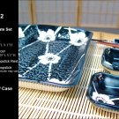 Contemporary Dinnerware 7 PCS Sushi Dinner Set (Box82)