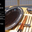 Contemporary Dinnerware 7 PCS Sushi Dinner Set (Box 71)