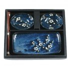 Namako Blossoms Sushi Set for Two (G280B)