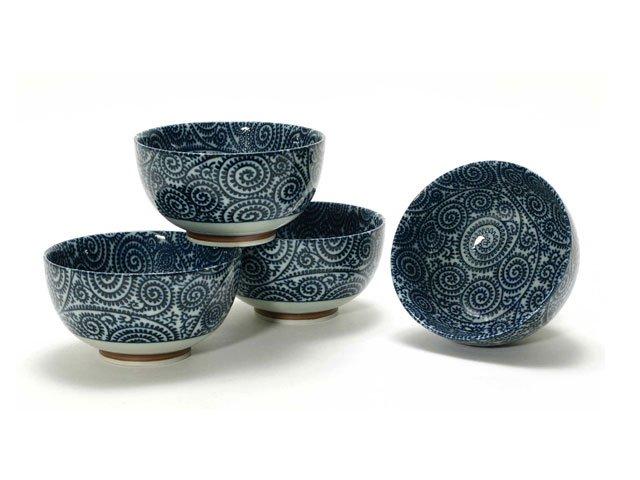 Tako-Karakusa Bowl Set (G289)