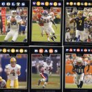 NFL 2008 ALL STARS 12 CARD SET NFL ALLSTARS