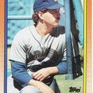 Topps 1990 Baseball Trading Card Mike Dunne Mariners