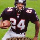 Byron Hanspard Rookie Pinnacle 1997 Trading Card Atlanta Falcons