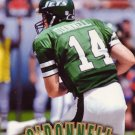 Neil ODonnell Pinnacle 1997 Football Trading Card Jets