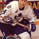 Dave Andreychuk Topps Stadium Club 1993 Hockey Trading Card Maple Leafs