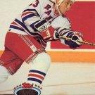 Sergei Nemchinov Topps Stadium Club 1993 Hockey Trading Card Rangers