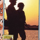 Desert Storm Trading Card Topps 1991 2nd Series Unit Sizes B