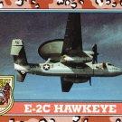 Desert Storm Topps 1991 Trading Card 2nd Series E2C Hawkeye