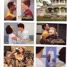 Star Trek Voyager Trading Cards 1995  Cards #26, 39, 42, 43, 44, 49