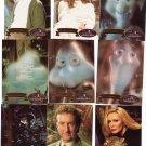 Casper Trading Cards Fleer Ultra 1995  Cards #1 thru 9