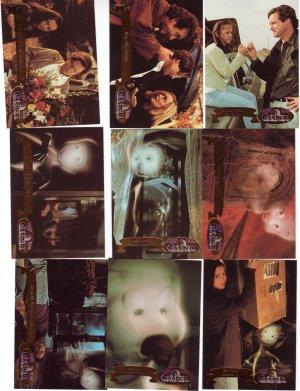 Casper Trading Cards Fleer Ultra 1995  Cards #14 thru 22