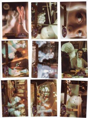 Casper Trading Cards Fleer Ultra 1995  Cards #41 thru 49