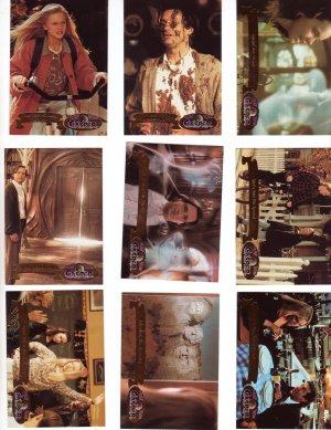 Casper Trading Cards Fleer Ultra 1995  Cards #51, 52, 53, 54, 55, 57, 58, 59, 60