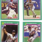 Minnesota Baseball Trading Cards Lot of 4 Score 1991