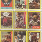 Trading Cards Alf, His Life & Times, Set of 46, Mint