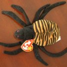 Spinner the Spider : Retired Ty Beanie Baby