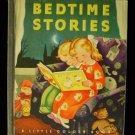 Little Golden Book Bedtime Stories, HC, 1942