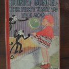 Vintage Honey Bunch: Her First Visit To The Zoo, Thorndyke, HC, 1932