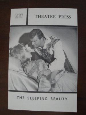 1964 Arizona Phoenix Little Theatre Souvenir Program, The Sleeping Beauty