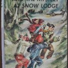 """The Bobbsey Twins and the Mystery at Snow Lodge"" by Laura Lee Hope, HC, 1960"