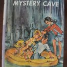 """""""The Bobbsey in the Mystery Cave"""" by Laura Lee Hope, HC, 1960"""