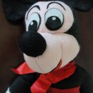 """Disney Mickey Mouse Plush Doll, Hand-Made, 22"""", 1970's"""